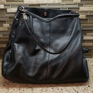 Coach Madison Small Leather Phoebe Shoulder Bag